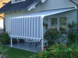 Tenda attico a Cesano Maderno, Monza e brianza - Vendita e installazione