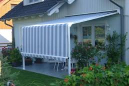 Tenda per attico e giardino - Vendita e installazione - Gedis Cesano Maderno, Monza e brianza