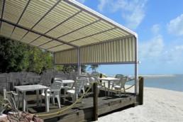 Tenda attico per ristoranti e bar - Vendita e installazione - Gedis Cesano Maderno, Monza e brianza