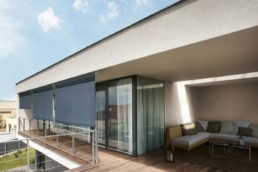 Tende da sole a caduta verticale per balconi e terrazze - Vendita e installazione - Gedis Cesano Maderno, Monza e brianza