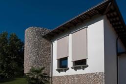 Tende da sole a caduta per finestre - Vendita e installazione - Gedis Cesano Maderno, Monza e brianza